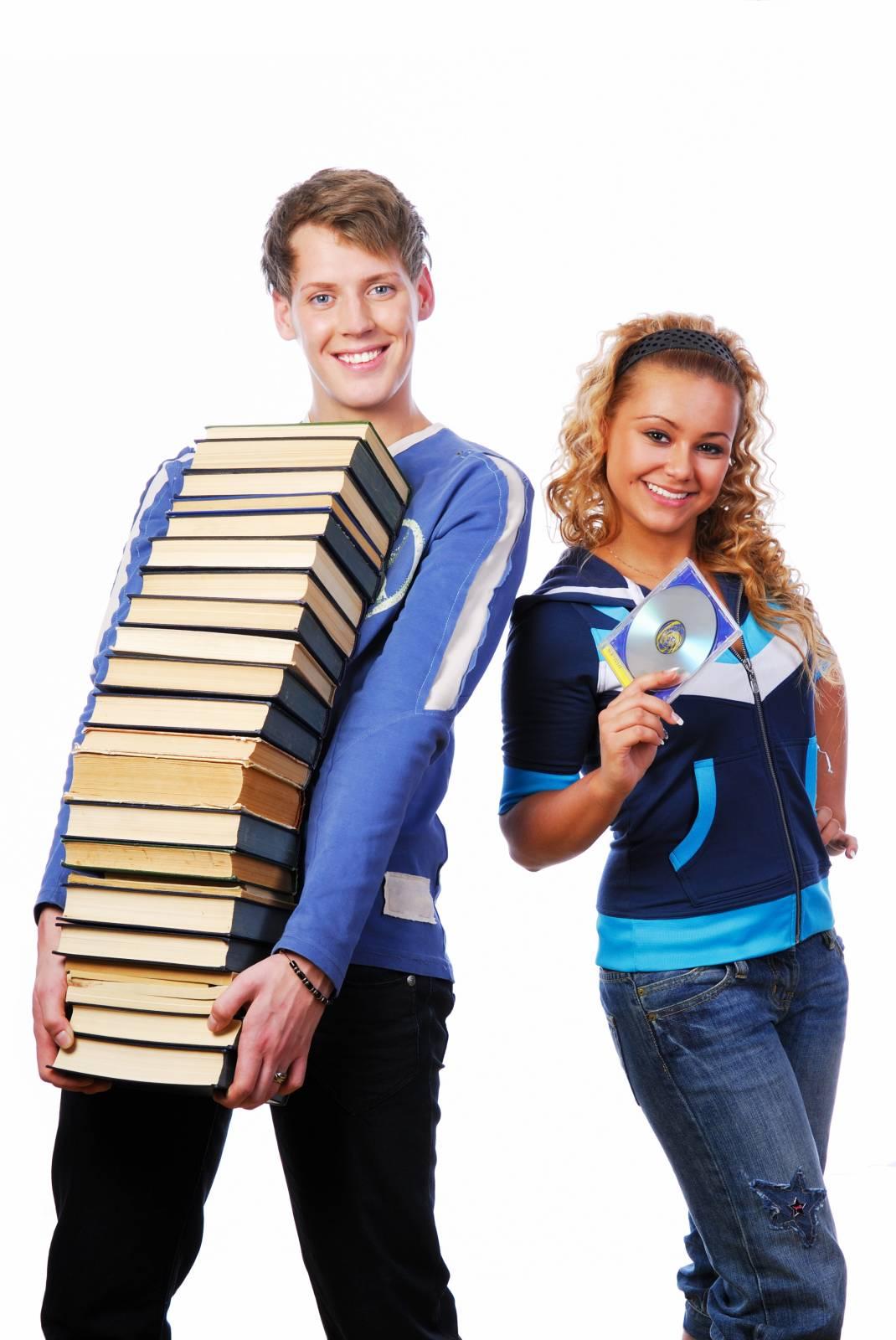 Студент с студенткой 1 фотография